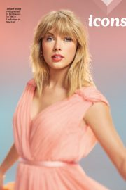 Taylor Swift for TIME100 Magazine (April/May 2019)
