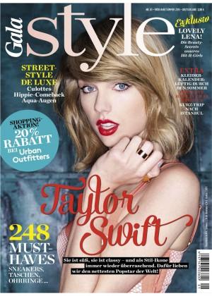 Taylor Swift - Gala Style Magazine (Summer 2015)