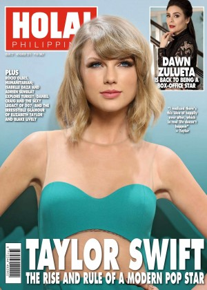 Taylor Swift - HOLA! Philippines Magazine (November 2015)