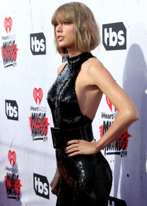 Taylor Swift - iHeartRadio Music Awards 2016 in Los Angeles