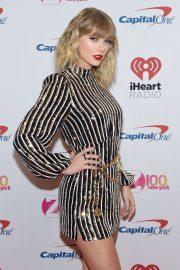 Taylor Swift - iHeartRadio's Z100 Jingle Ball 2019 in New York
