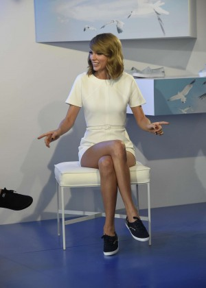 Taylor Swift - Keds and Taylor Swift 1989 Style Event in NYC