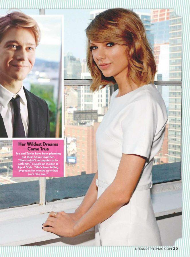 Taylor Swift - Life & Style Weekly Magazine (October 2018)