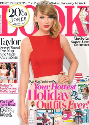 Taylor Swift - Look UK Magazine (May 2015)
