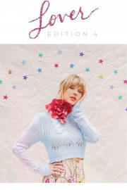 Taylor Swift - Lover Deluxe Album Journals 2019