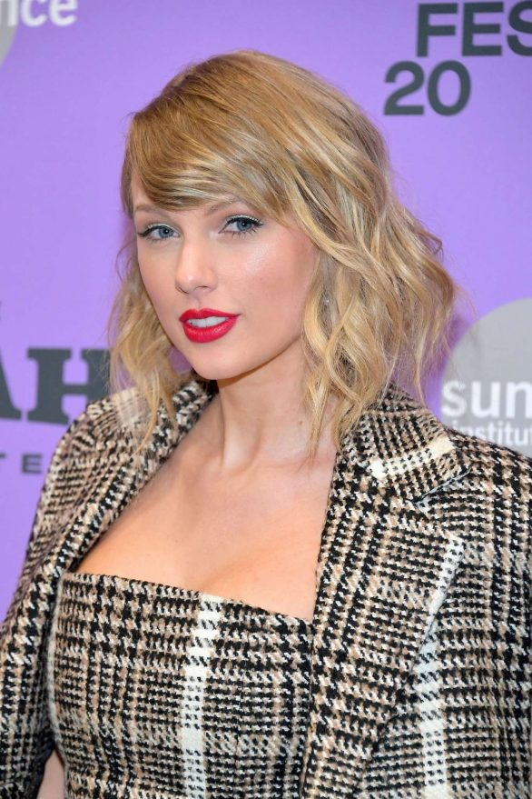 Taylor Swift - 'Miss Americana' Premiere in Park City