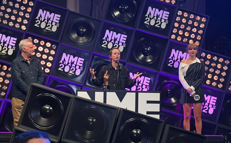 Taylor Swift 2020 : Taylor Swift – NME Awards 2020 in London-08