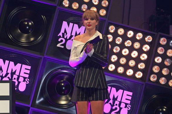 Taylor Swift 2020 : Taylor Swift – NME Awards 2020 in London-14