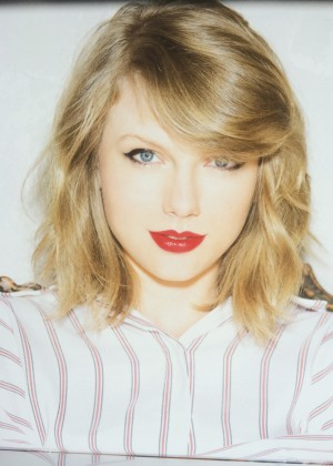 Taylor Swift: Official Calendar 2016 -02
