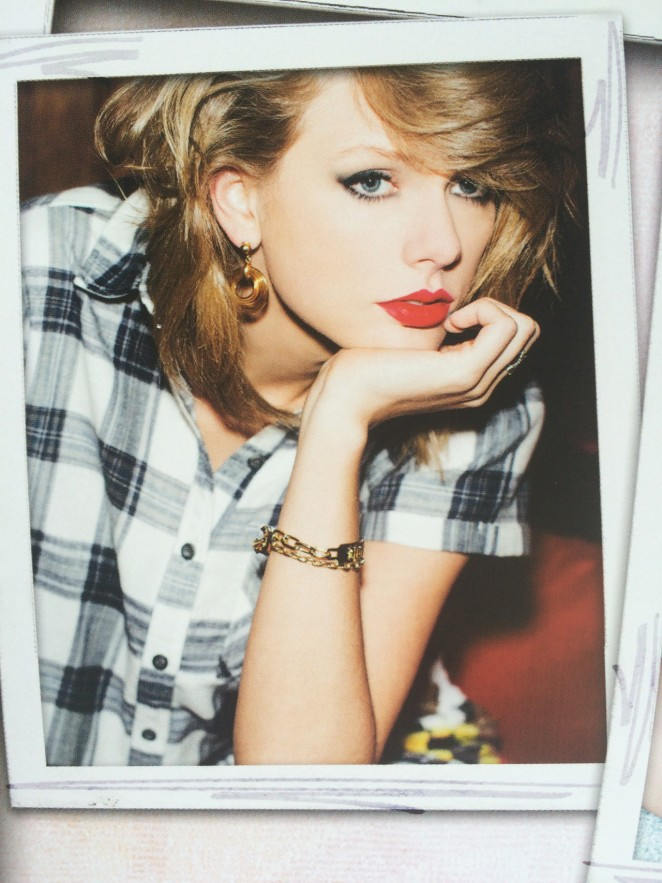 Taylor Swift: Official Calendar 2016 -12 - GotCeleb