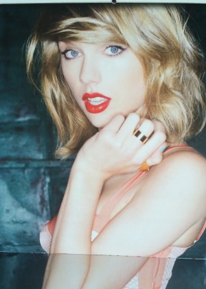Taylor Swift - Official Calendar 2016