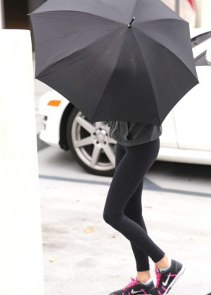 Taylor Swift out in LA