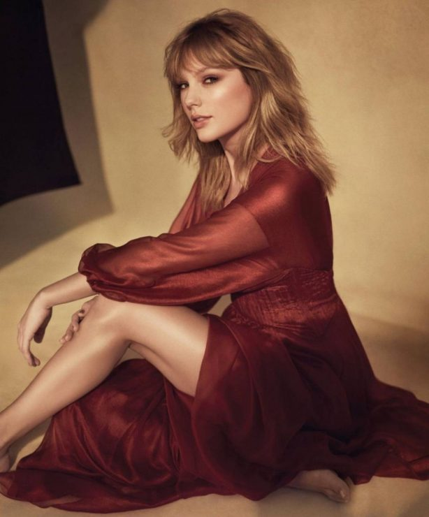 Taylor Swift - People Magazine - The Beautiful Issue (April 2020)
