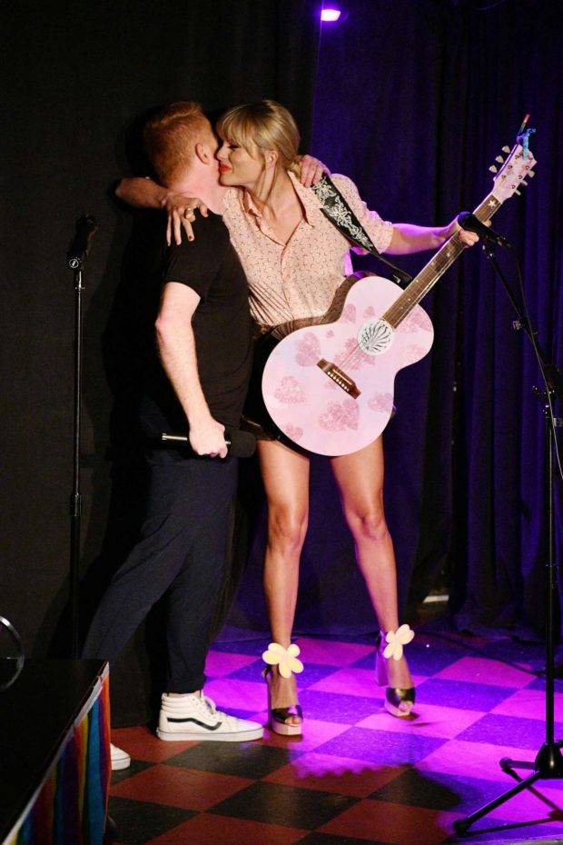 Taylor Swift: Performance at the Stonewall Inn-01
