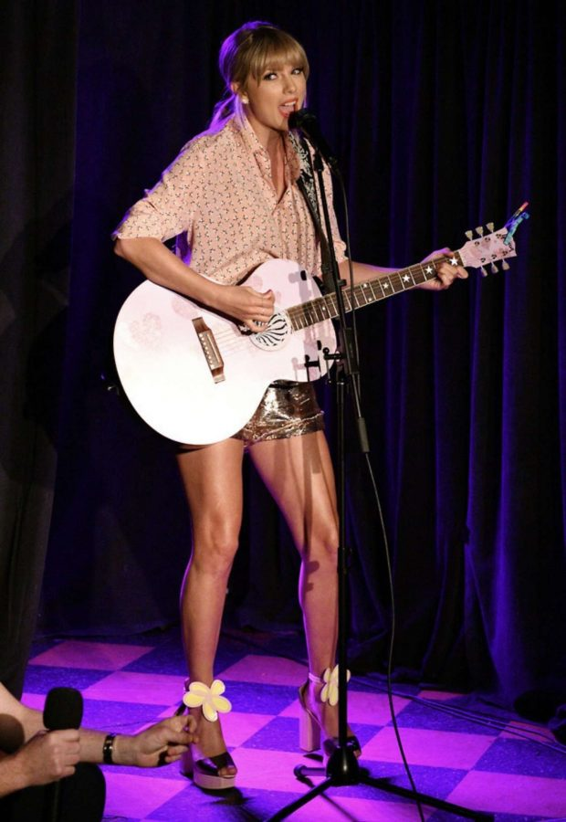Taylor Swift - Performance at the Stonewall Inn in New York City