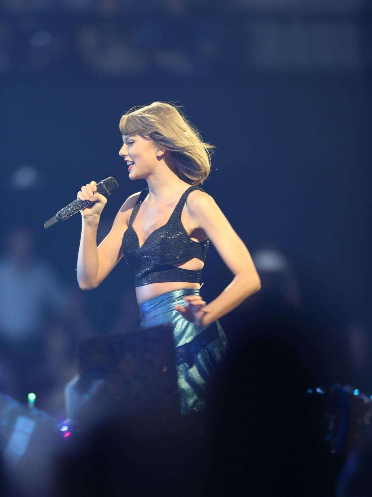 Taylor Swift Performs At The 1989 World Tour In Adelaide-06
