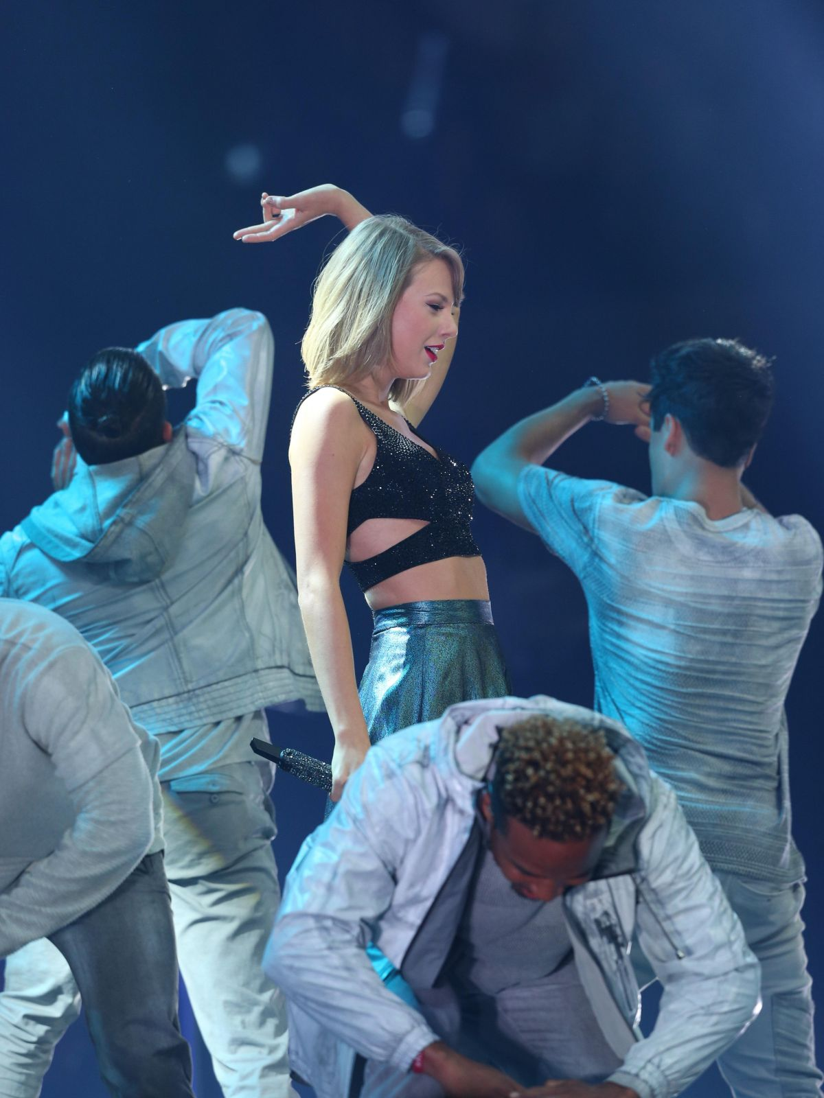 Taylor Swift 2015 : Taylor Swift Performs At The 1989 World Tour In Adelaide-08