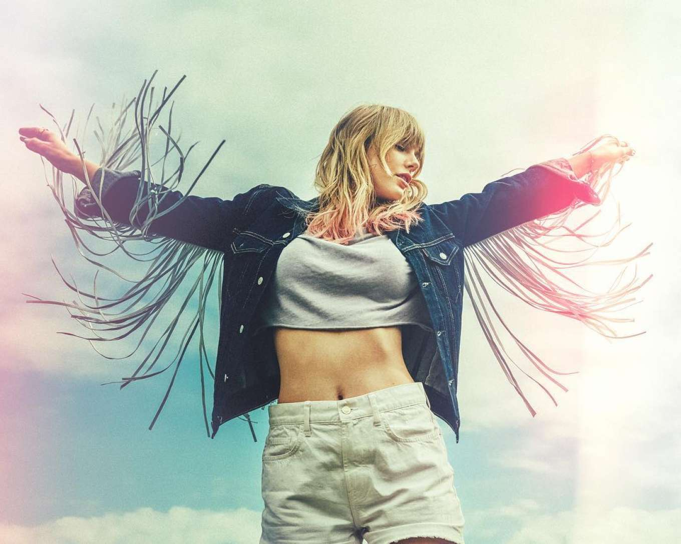 Taylor Swift - photoshoot for 'Lover' magazine 2019