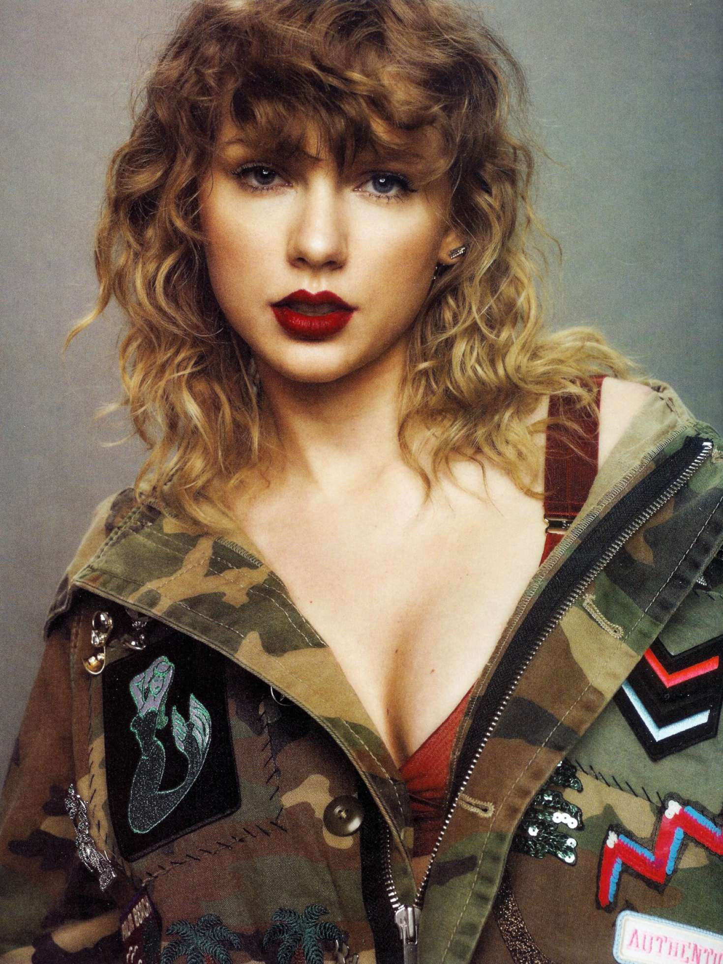 Taylor Swift - Promo Pics for her sixth album Reputation 2017