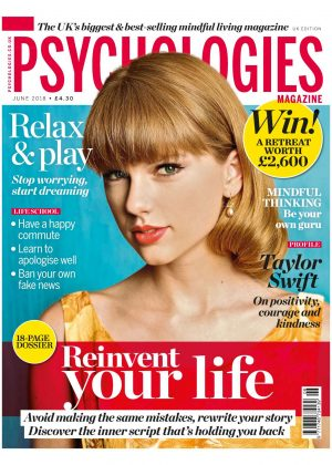 Taylor Swift - Psychologies UK Magazine (June 2018)