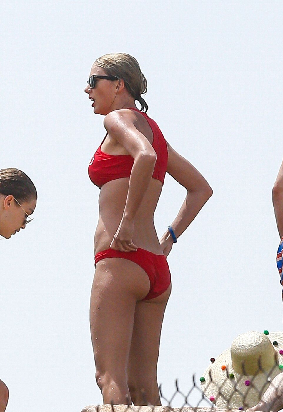 In Red Bikini 63