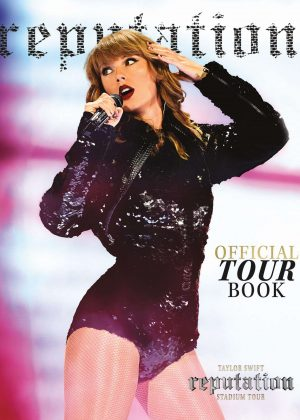 Taylor Swift - Reputation Tour Book 2018