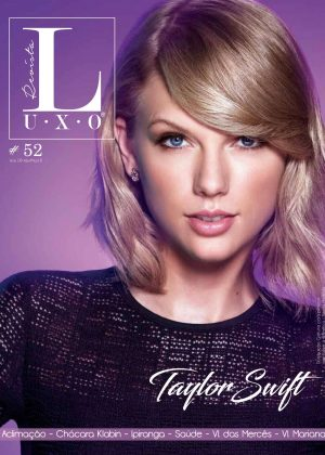 Taylor Swift - Revista Luxo Magazine (April/May 2018)
