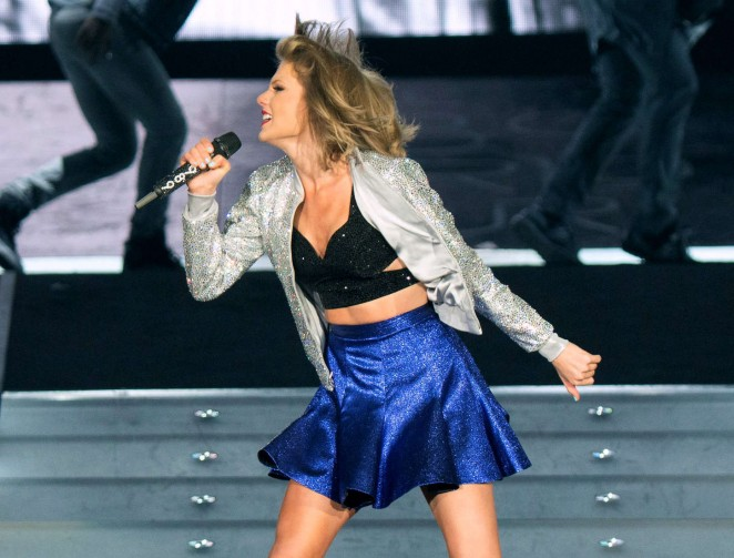 Taylor Swift: Rock in Rio USA -12