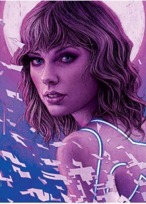 Taylor Swift - Rolling Stone Germany (January 2018)
