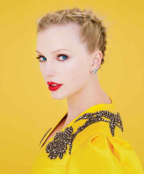 Taylor Swift - Rolling Stone Magazine (India - November 2019)