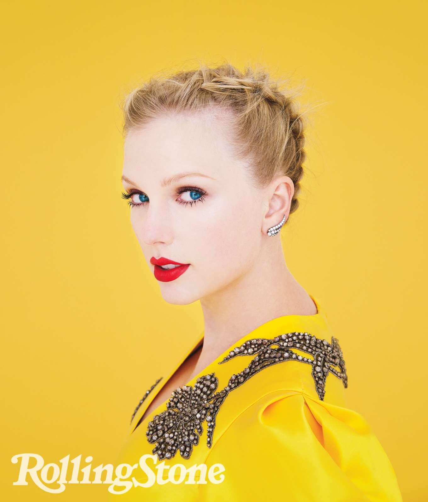 Taylor Swift - Rolling Stone Magazine (October 2019)