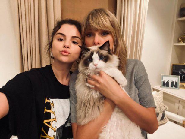Taylor Swift - Social media