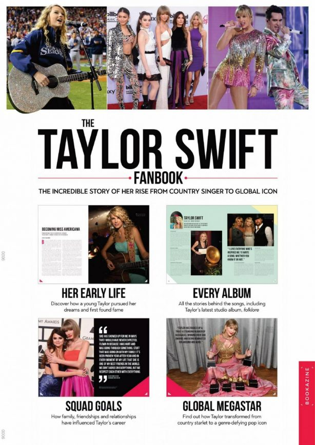Taylor Swift - Taylor Swift Fanbook (First Edition 2020)