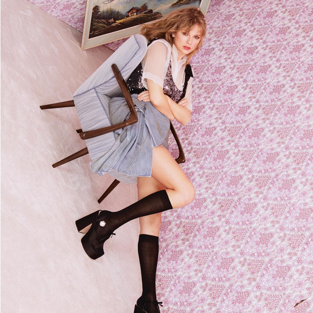 Taylor Swift 2019 : Taylor Swift – @taylorswift Personal-37