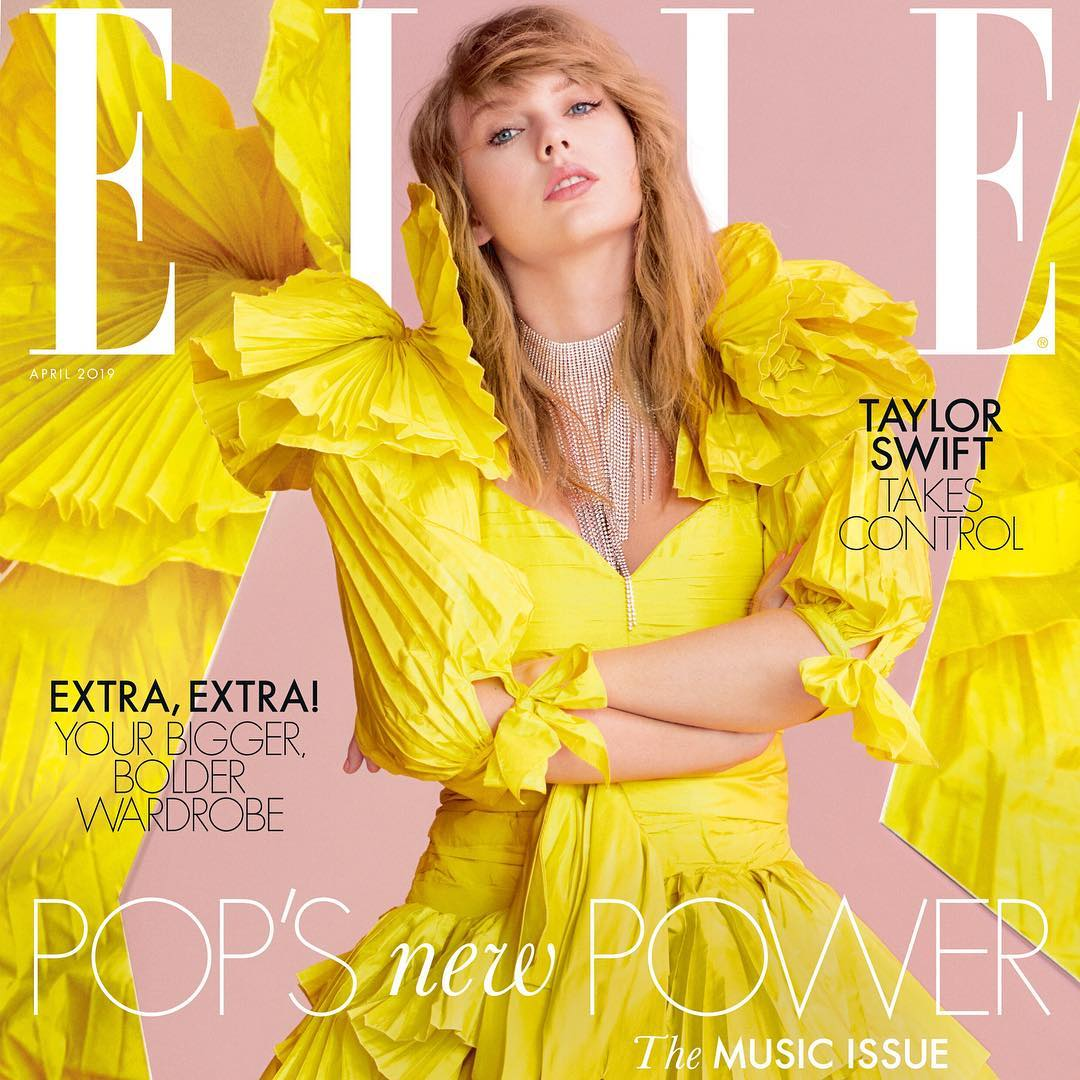 Taylor Swift 2019 : Taylor Swift – @taylorswift Personal-38