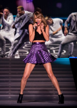 Taylor Swift - 'The 1989 World Tour' in Baton Rouge