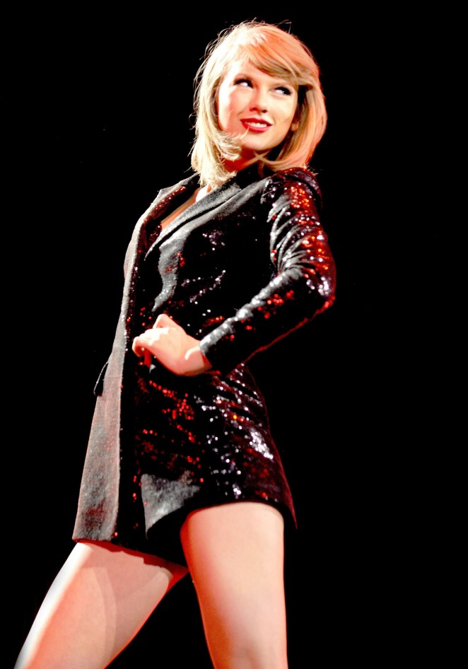 Taylor Swift – 'The 1989 World Tour' in Manchester