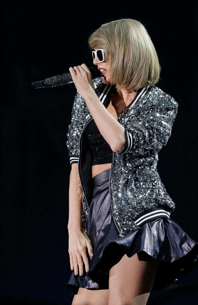 Taylor Swift – 'The 1989 World Tour' in Sydney
