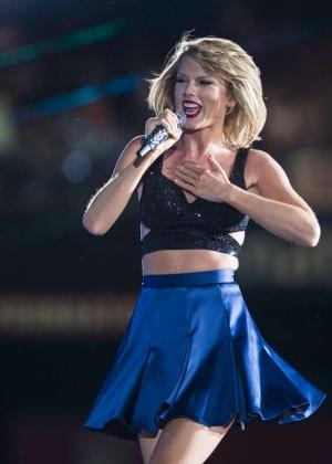 Taylor Swift - 'The 1989 World Tour' in Washington