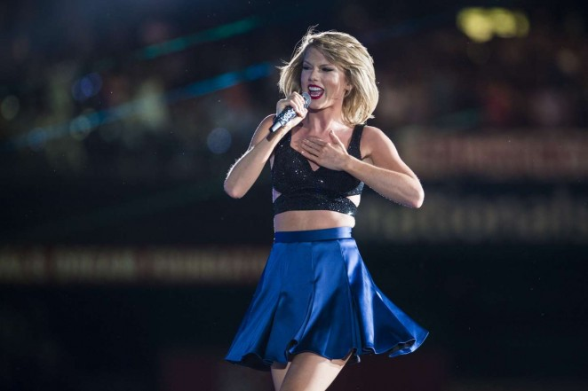 Taylor Swift - 'The 1989 World Tour' in Washington
