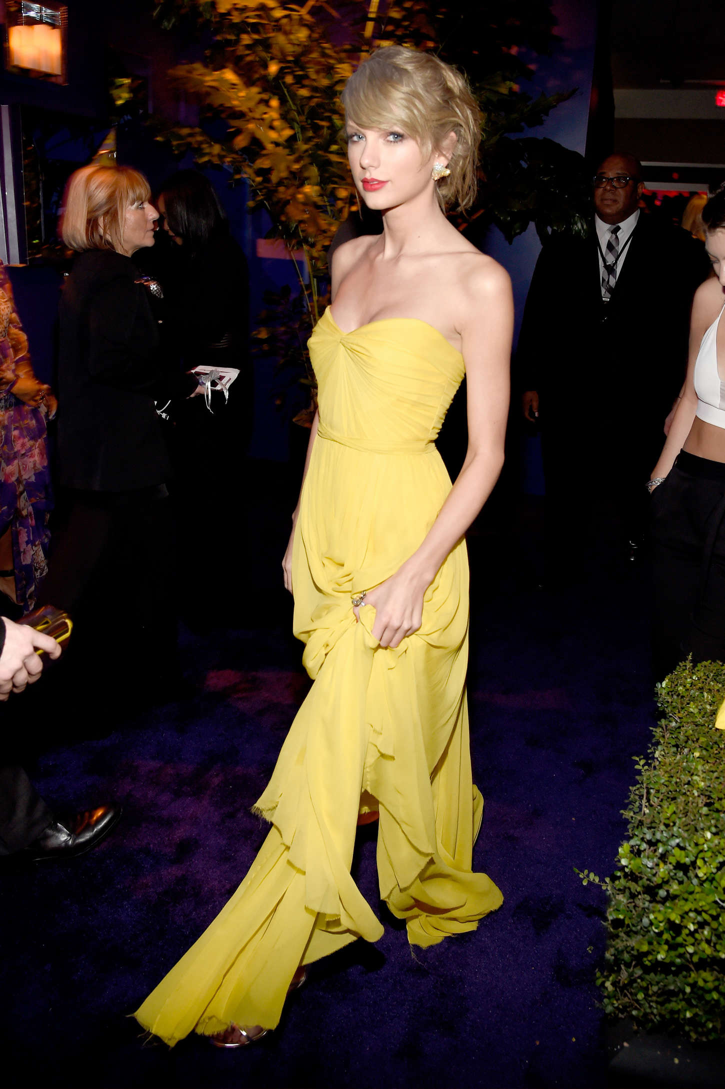 Taylor Swift - The Weinstein Company & Netflix's Golden Globes Party 2015 in Beverly Hills