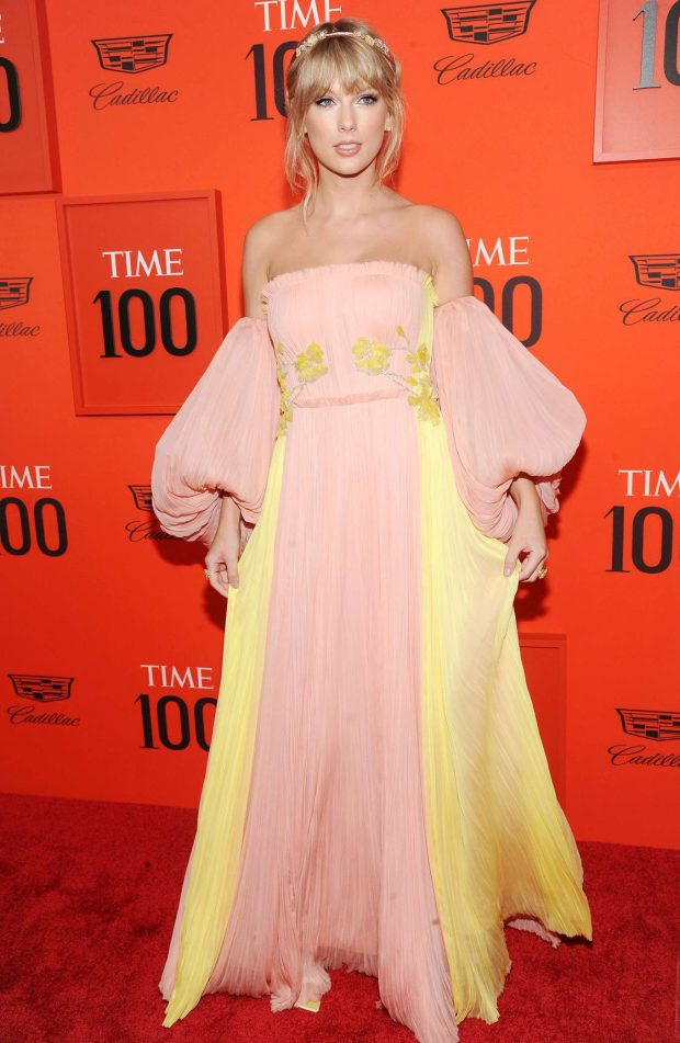 Taylor Swift: TIME 100 Gala 2019 -07