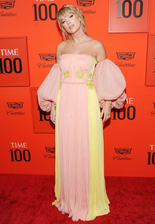Taylor Swift: TIME 100 Gala 2019 -15