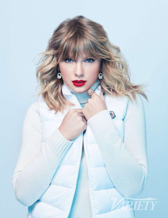 Taylor Swift - Variety Magazine Sundance 2020 adds