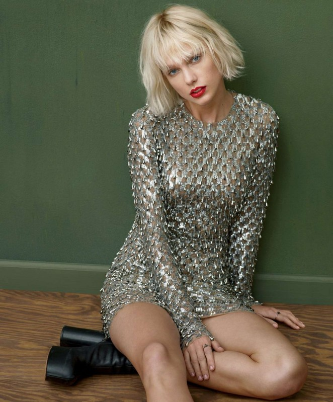 Taylor Swift - Vogue Magazine (May 2016)
