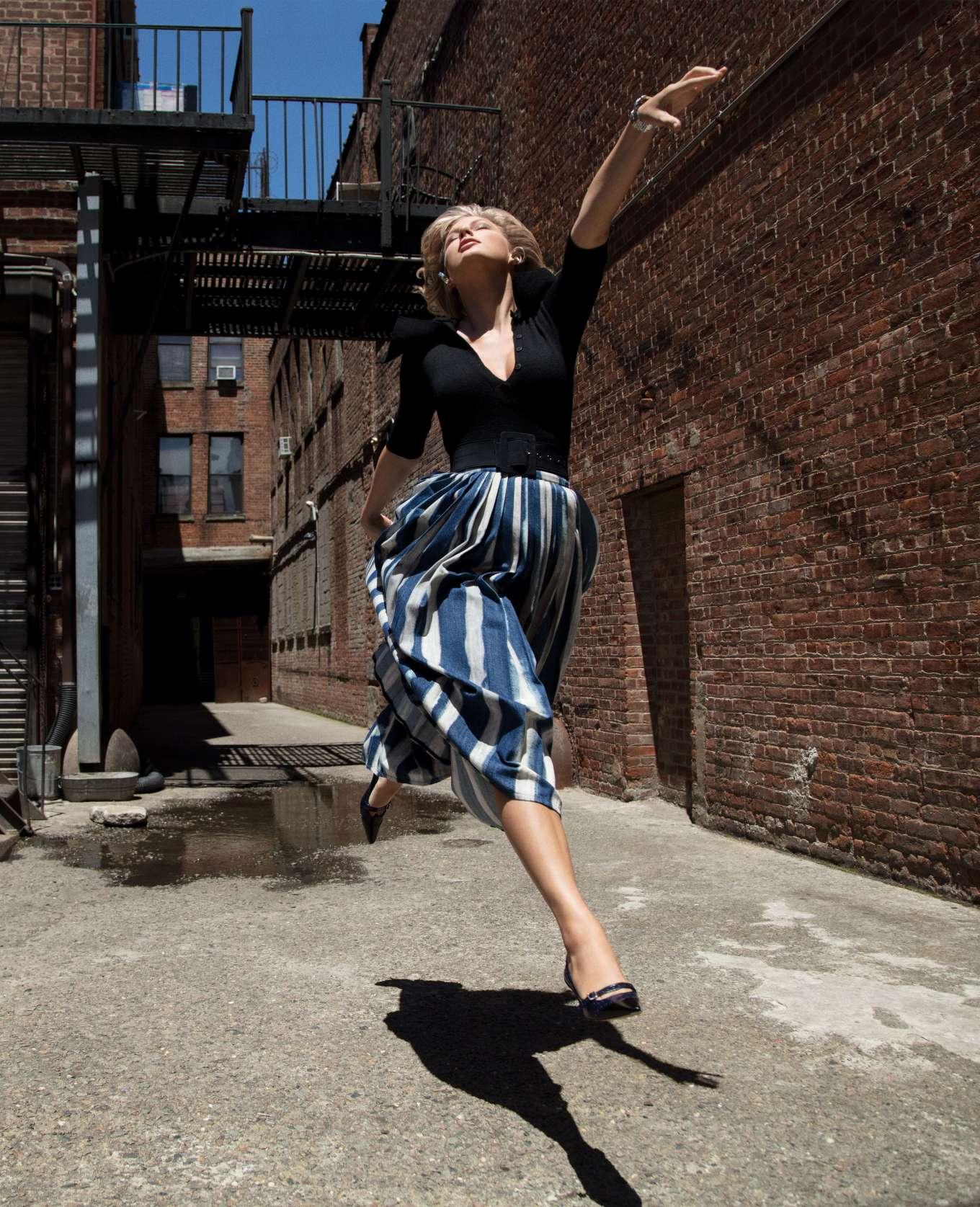 Taylor Swift 2019 : Taylor Swift – Vogue US – September 2019 -01