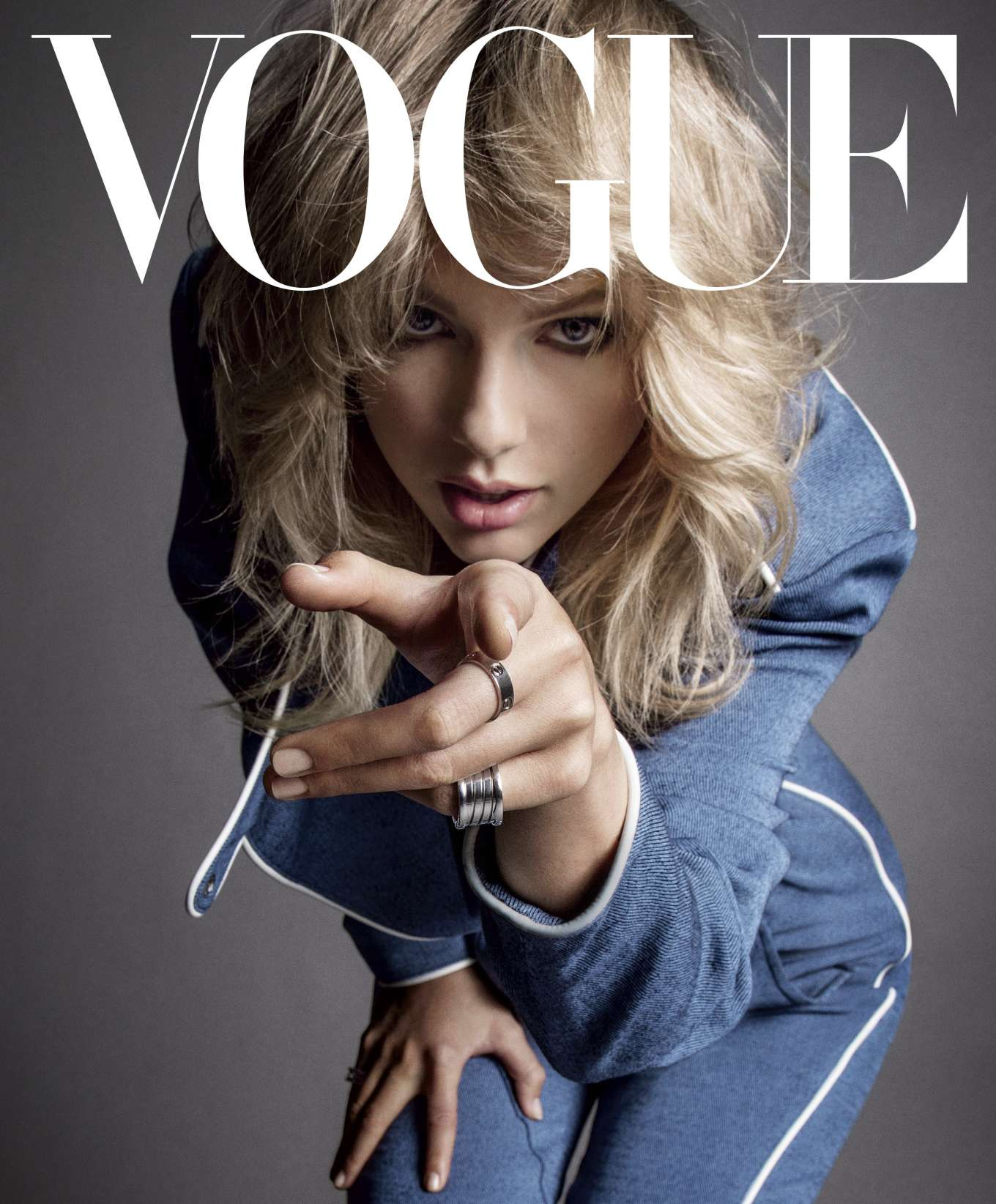 Taylor Swift - Vogue US - September 2019
