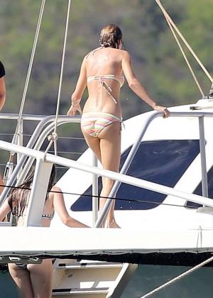 Taylor Swift in Bikini -02