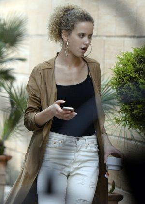 Taynara - Finalist of Germany's Next Top Model in Mallorca