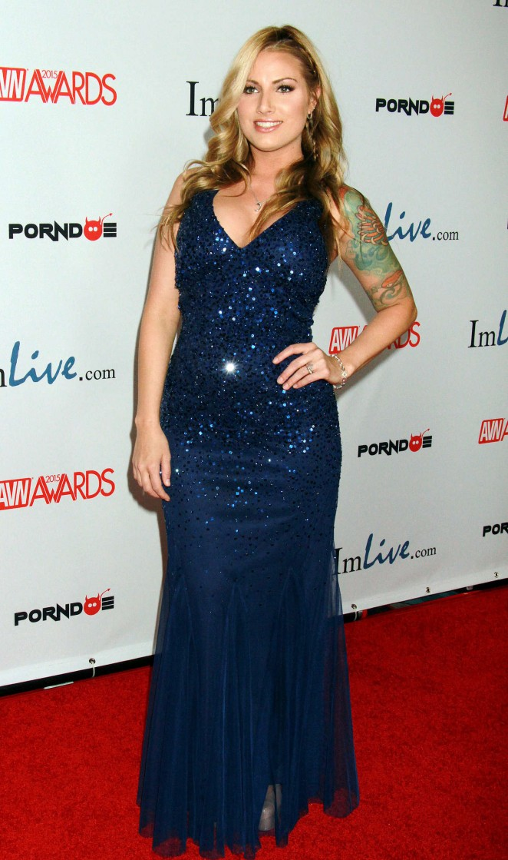 Teagan Presley - 2015 AVN Awards in Las Vegas